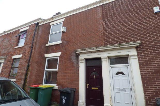 Thumbnail Room to rent in Christ Church Street, Preston