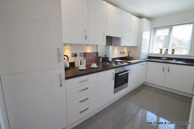 Thumbnail Semi-detached house for sale in The Tatton, Windermere Road, Manchester