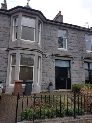 Thumbnail Terraced house to rent in Bon Accord Street, Aberdeen