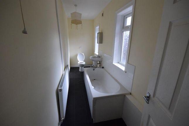 Bathroom of Raby Avenue, Easington, County Durham SR8