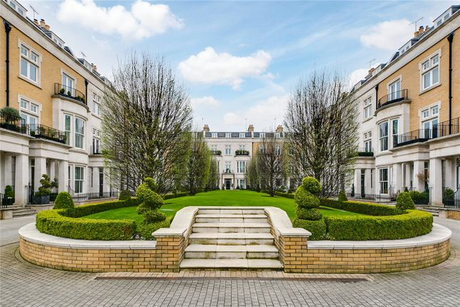 Thumbnail Terraced house to rent in Wycombe Square, London