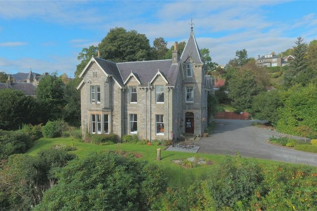 Thumbnail Commercial property for sale in The Wellwood Guest House, West Moulin Road, Pitlochry, Perth And Kinross