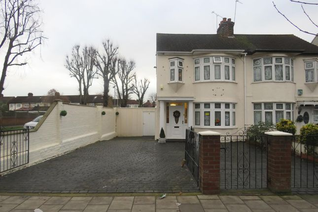3 bed semi-detached house for sale in Rush Green Road, Rush Green, Romford