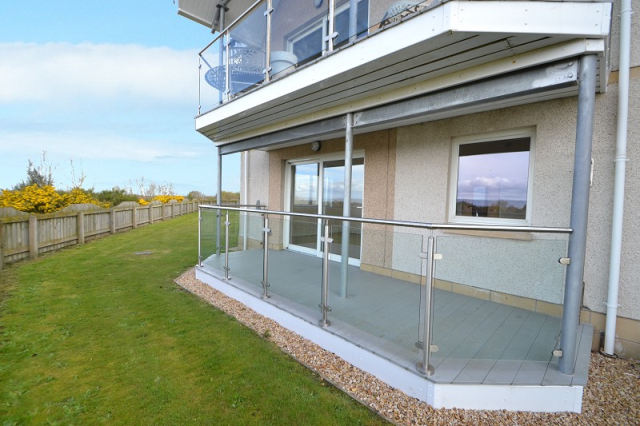 Thumbnail Flat to rent in 43 Old Bar Road, Nairn. 5Bx