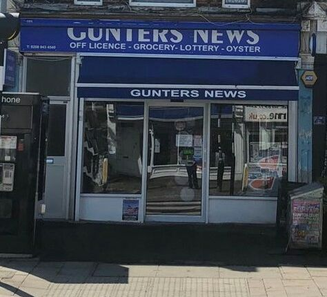 Thumbnail Land to rent in Gunters News, Stanley Rd, Teddington