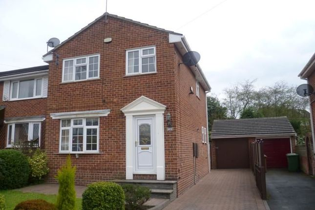 Thumbnail Detached house to rent in St. Johns Croft, Wakefield