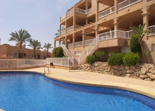 2 bed apartment for sale in Marina De La Torre, Mojácar, Almería, Andalusia, Spain