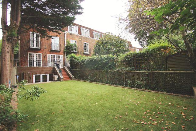 Thumbnail Terraced house to rent in Abbotsbury Road, Kensington