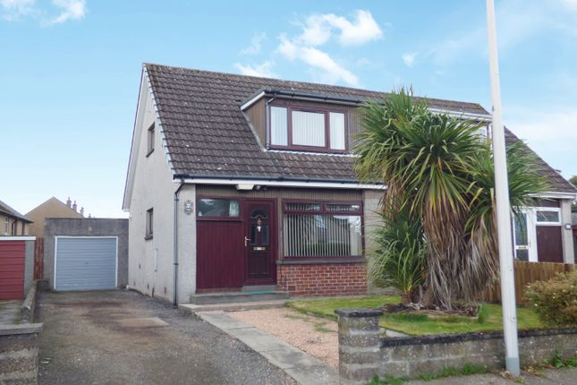 Thumbnail 3 bed semi-detached house for sale in Strachan Avenue, West Ferry, Dundee, Angus (Forfarshire)