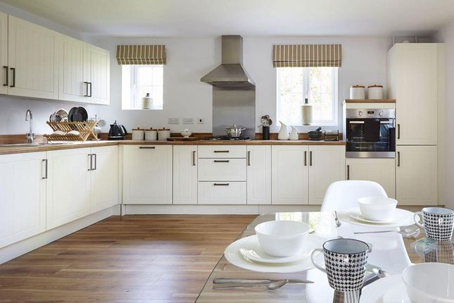 """Thumbnail Detached house for sale in """"Lincoln"""" at Squinter Pip Way, Bowbrook, Shrewsbury"""
