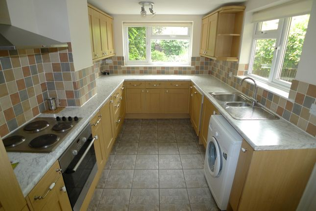 Thumbnail Terraced house to rent in Cambridge Road, Sidcup