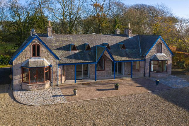 Thumbnail Detached house for sale in South Fawsyde Lodge, Kinneff, Kincardineshire