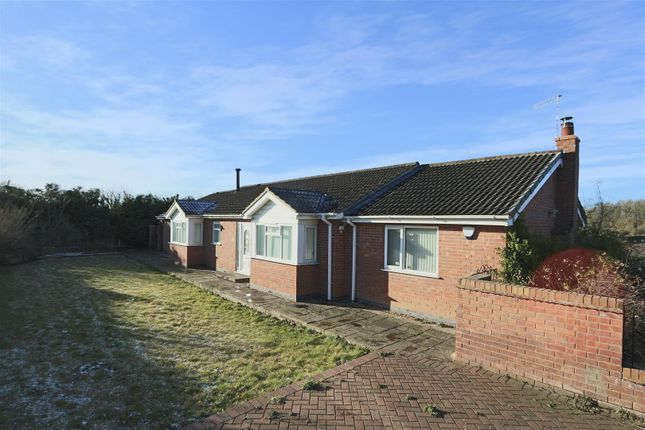 Thumbnail Detached bungalow for sale in Moor Road, Bestwood, Nottinghamshire