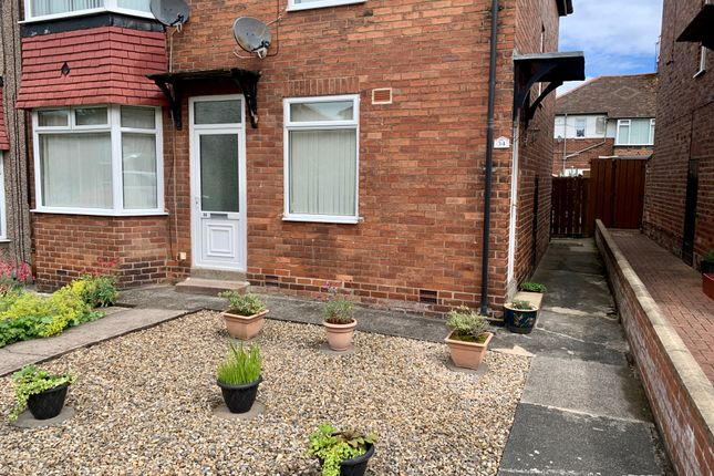 Thumbnail Flat to rent in Silverhill Drive, Newcastle Upon Tyne