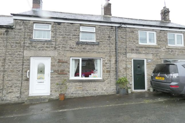 2 bed terraced house for sale in Westmacott Street, Ridsdale, Hexham NE48