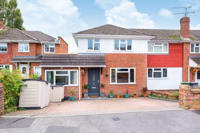 Thumbnail Semi-detached house to rent in Tilling Close, Tilehurst, Reading