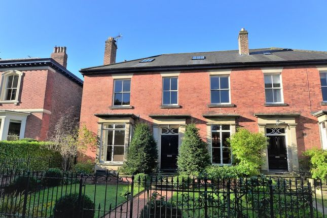 Thumbnail Semi-detached house for sale in The Crescent, Ripon