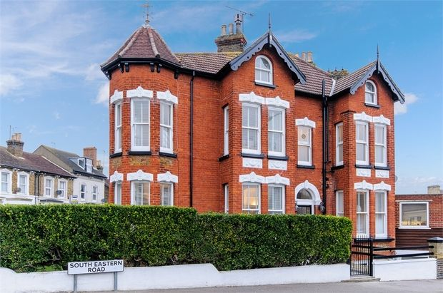 Thumbnail End terrace house for sale in South Eastern Road, Ramsgate