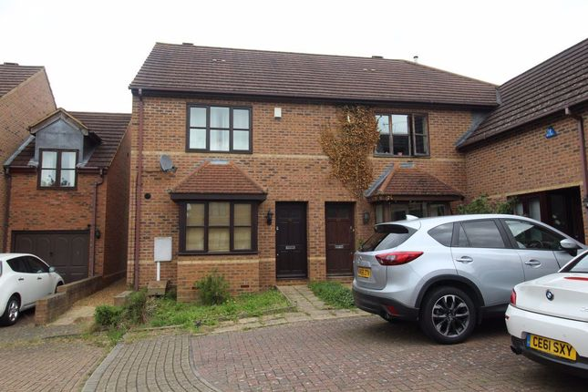Thumbnail Property to rent in Catesby Croft, Loughton, Milton Keynes