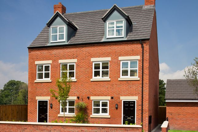 Thumbnail Terraced house for sale in Norman Road, Altrincham, Greater Manchester