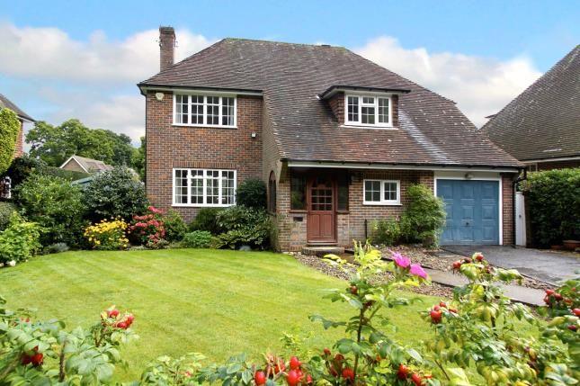 Thumbnail Detached house for sale in Water Lane, Storrington, Pulborough, West Sussex