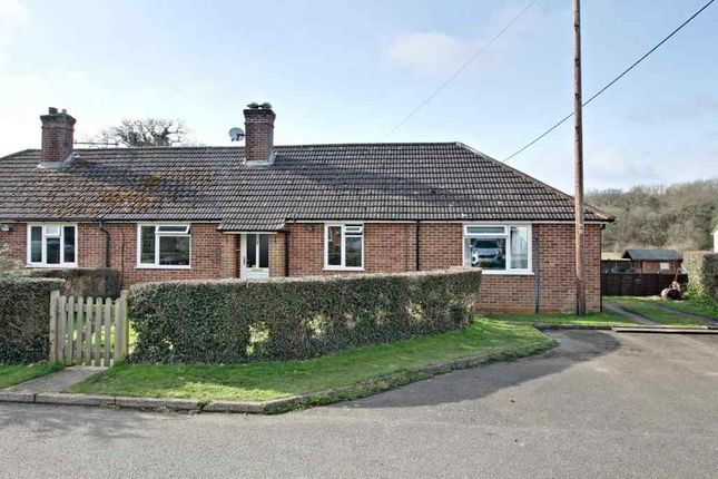 Thumbnail Semi-detached bungalow for sale in Chalky Lane, Dogmersfield, Hook