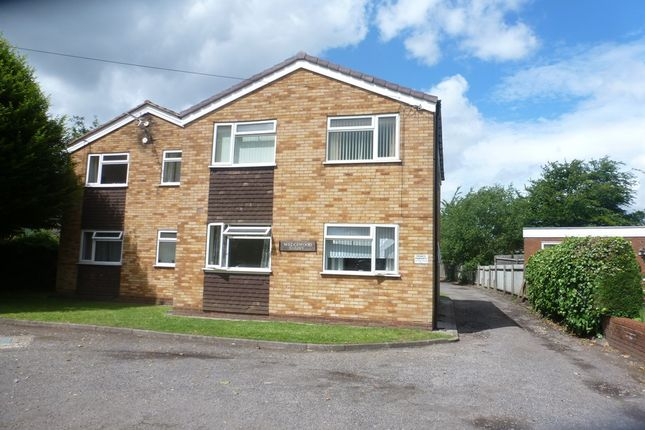 Thumbnail Flat for sale in Green Lane, Shelfield, Walsall