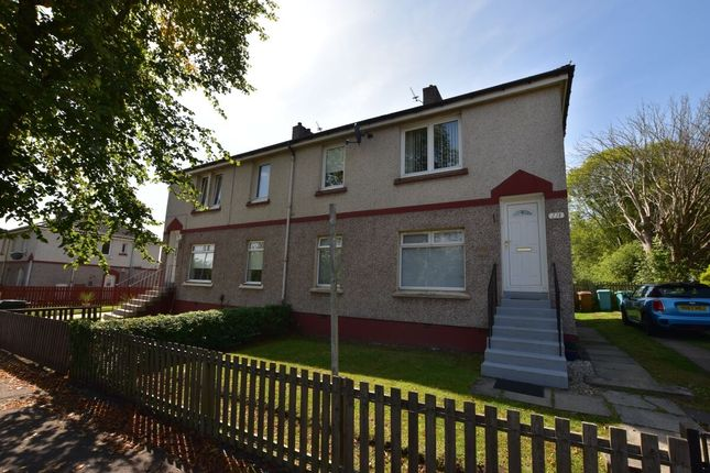 Thumbnail Flat to rent in Bellshill Road, Motherwell