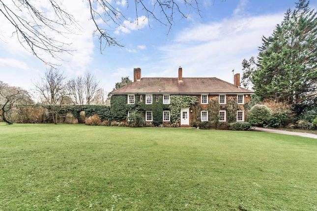 Thumbnail Detached house for sale in Church Road, Halstead, Sevenoaks