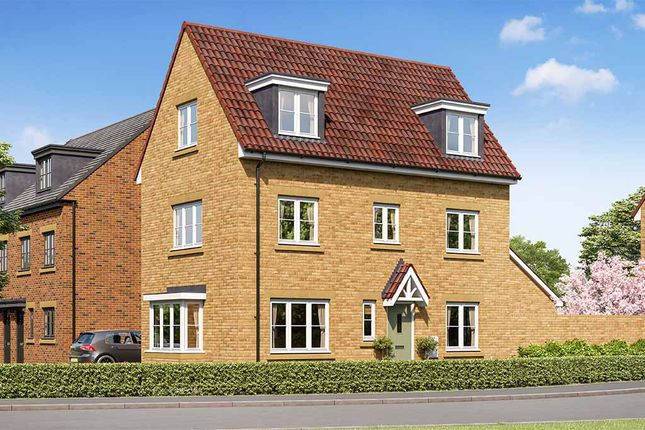"""Thumbnail Property for sale in """"Hardwick"""" at Foxby Hill, Gainsborough"""