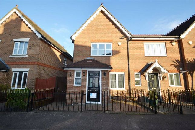 2 bed end terrace house for sale in Malkin Drive, Church Langley, Harlow, Essex CM17