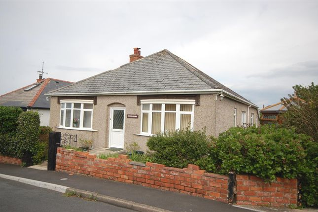 Thumbnail Detached bungalow for sale in Cliff Drive, Borth