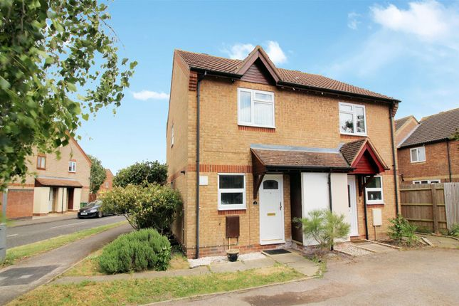 Thumbnail Semi-detached house for sale in Shaw Court, Aylesbury