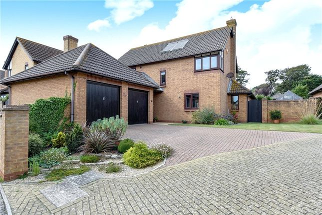 Thumbnail Detached house for sale in Connaught Gardens, Weymouth, Dorset