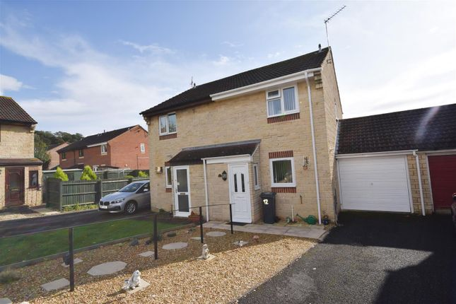 Thumbnail 2 bed semi-detached house for sale in Pheasant Mead, Stonehouse
