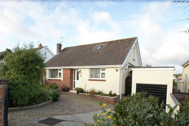 Thumbnail Detached bungalow for sale in Laura Grove, Paignton