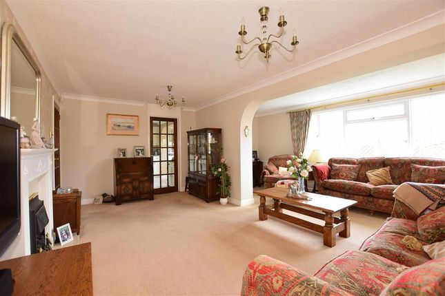 Thumbnail Detached house for sale in Crispin Road, Strood, Rochester, Kent