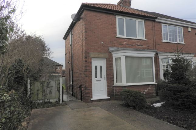 2 bed semi-detached house to rent in Newton Drive, Doncaster DN5