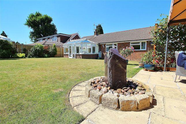 Garden of Ivy Close, Ashington, West Sussex RH20