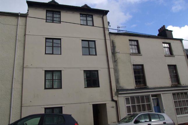 Thumbnail Flat to rent in King Street, Tavistock