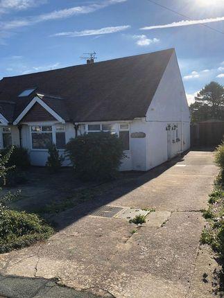 Thumbnail Bungalow to rent in Hafod Road East, Penrhyn Bay, Llandudno