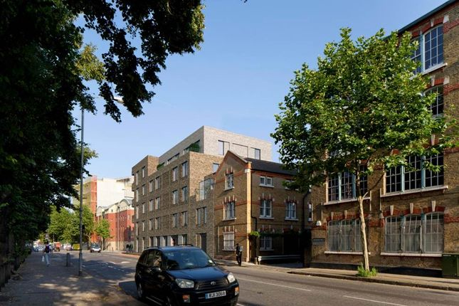 2 bedroom flat for sale in Abbey House, Abbey Street, Bermondsey, London