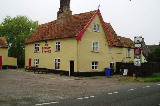 Thumbnail Pub/bar for sale in Stone Street, Suffolk: Halesworth