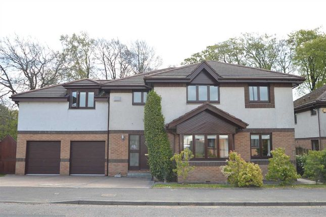 Thumbnail Detached house for sale in Turnbull Way, Strathaven