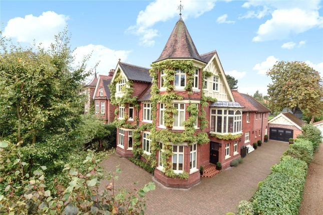 Thumbnail Detached house for sale in Unthank Road, Norwich, Norfolk