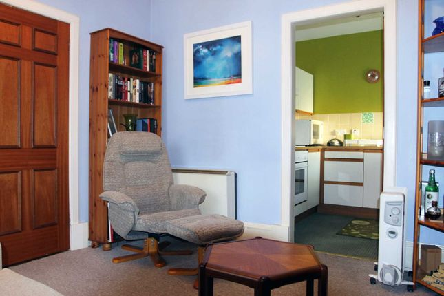 Thumbnail Flat for sale in Flat 3, 73 High Street, Nairn