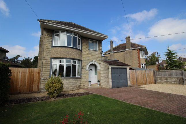 Thumbnail Detached house for sale in East Yewstock Crescent, Chippenham