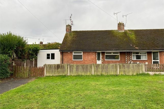 3 bed semi-detached bungalow to rent in Buckingham Rise, Worksop, Nottinghamshire S81