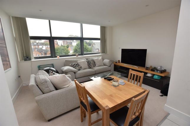 Thumbnail Flat to rent in Chamberlain House, Worcester City Centre, Worcester