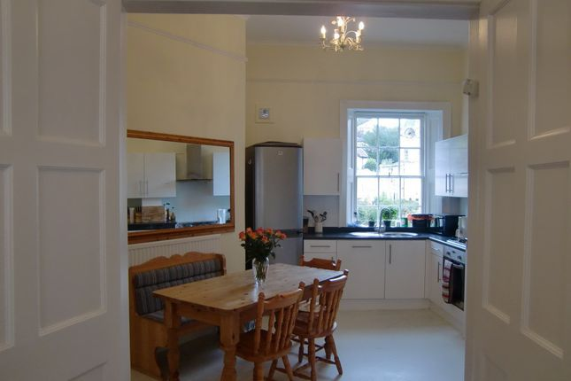 Thumbnail Terraced house to rent in Park Street, Bath